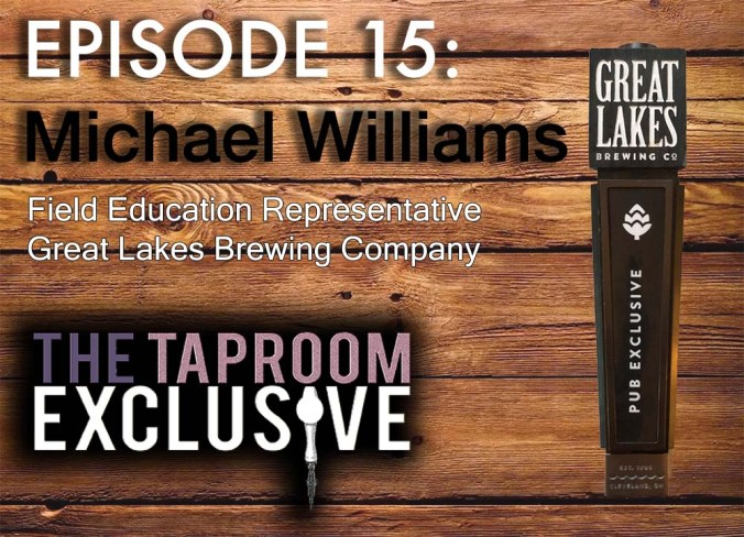 TheTaproomExclusive - GLBC - Michael Williams